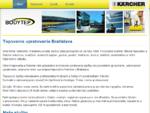 BODYTEP - Tepovanie | Upratovanie Bratislava