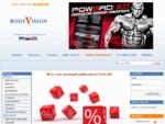 Kvaliteetne sporditoit Eestis - proteiin, kreatiin, aminohape jne. - BodyVision internetipood