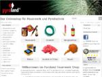 Pyroland Feuerwerk Shop- kaufen Sie Feuerwerk Pyrotechnik bei Pyroland