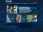 BOFILL | Fabricante de chimeneas modulares para la extraccià³n de humos y gases | Tuberàas para c