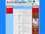 Bolas de colores   Juegos de bolas de colores, juego de bolas de colores zuma