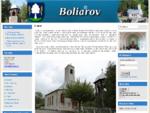 Vitajte na stránkach obce Boliarov