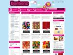 Bonbons en ligne, bonbon pas cher, sucettes, bonbons pour anniversaire, gateaux de bonbons, ven
