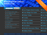 Directory casinò, Directory BONUS GIOCHI CASINO POKER - Giochi Casino Bonus Poker
