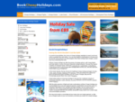 Book Cheap Holidays - Search and Compare Flight and Hotel Prices