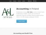 AccountantBookkeeping in Helsinki, Finland
