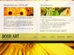 Kvetinarstvo - Boor Art