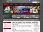 Boritex - odevné látky, patchwork, bytový metrový textil - záclony, závesy -