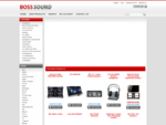 Boss Sound. Online Electronics and Computer Store for Canada. Buy TV, Video, DVD Player, Comput