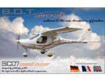 BOT B. O. T. Aircraft, SC07 Speed Cruiser, UL, Ultralight, Fliegen, Germany, Deutschland, Fr