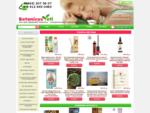 Интернет-магазин натуральной растительной косметики Ботаникус