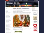 Bougie déco le blog de référence des bougies parfumées !