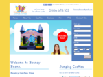 Bouncy Castle Hire | Bouncy Beanz | Melbourne Bouncy Castles for Hire