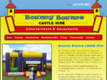 Bouncy Bounce Castle Hire | Bouncy Bounce Castle Hire