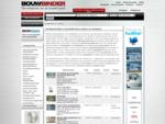 Bouwmaterialen Bouwdiensten Kopen en Verkopen - Bouwbinder