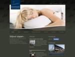 Bedlinnen en donsdekens, boxsprings, bedden en matrassen - voor een stijlvol slaapcomfort | De .
