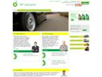 Engine Oil For Workshops | Commercial Lubricants | Engine Lubricant Distributor | BP Lubricants | BP