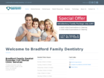 Bradford Family Dentistry | Bradford Dentist | 905-775-5307 Dental Clinic
