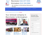 Britannia Bradshawinternational - Removal Companies in Manchester and Stockport, Free Moving ...