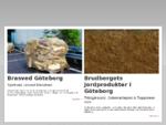 Brudbergets Jordbruksprodukter och Brasved i Göteborg