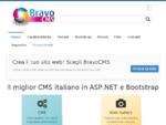 BravoCMS - Crea il tuo sito web