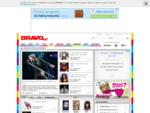 BRAVO. pl - serwis dla młodzieży i o młodzieży. Porusza problemy nastolatek i pomaga w ich rozwiązy