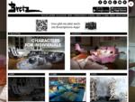 Bretz Wohnträume GmbH - The World of Cultsofas -
