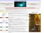 Page d'accueil de brigaudeau.fr, consultant en sécurité informatique, spécialisé en sensibilisat...
