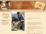 Produkte aus Schafwolle - Natur-Woll-Decken, Betten und Kissen - Naturwoll in Villnöss, ...
