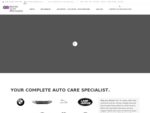 British Auto Specialists offers mechanical repair and body work for British built vehicles, loacate