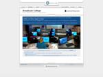 Broadcast College - home - Audio, Video IT opleidingen