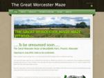 Broadfields A-Maizing Maze