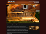 Domacom Construction - Renovation Services - Mississauga, Oakville, Burligton, Brampton, Toronto