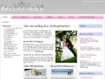 Bröllopsbutiker med allt om bröllop