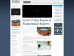 Spa Repair Sydney | Sydney Spa Repairs | Brooks Spas