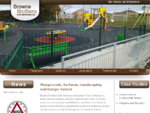 Browne Brothers Playgrounds landscapes