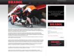 Bienvenido a BRADOL lubricantes para motocicletas, automóviles, obra pública y la construcción