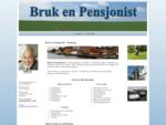 Bruk en pensjonist - brukenpensjonist. no