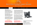 Byron Shire Computer Support Services