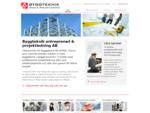 Byggteknik AB - Byggtjänster för trygghet
