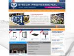 Professional B-Tech Audio Video Mounts and Accessories - B-Tech International