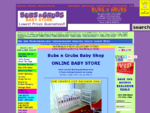 Baby Shop Brisbane | Online Baby Store | Baby Cots | Baby Strollers | Baby Prams | Baby Car Sea