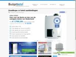 Budgetketel, de cv-ketel leverancier van Nederland