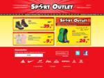 Marken-Sportartikel & -Textilien unschlagbar günstig! :: SportOutlet