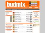 BUDMIX Sp. z o. o. - Tynki mineralne, tynki akrylowe, tynki mozaikowe, tynk mineralny, tynk ak