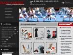 Будо-Маркет товары для боевых искусств. кимоно, каратэ, айкидо, ушу, дзюдо, бокс, макивара,