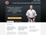 Karate mokykla Budora   Kovos menas prasideda ir baigiasi pagarba, o etiketo taisyklės turi būti n