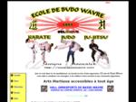 Accueil du site de l'Ecole de budo wavre