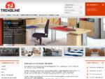 Büromöbel TRENDLINE: Büroausstattung / Büroeinrichtung - SOFORT lieferbar