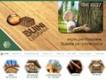 Fratelli Buini Legnami - Coperture edili in legno - Assisi - Perugia